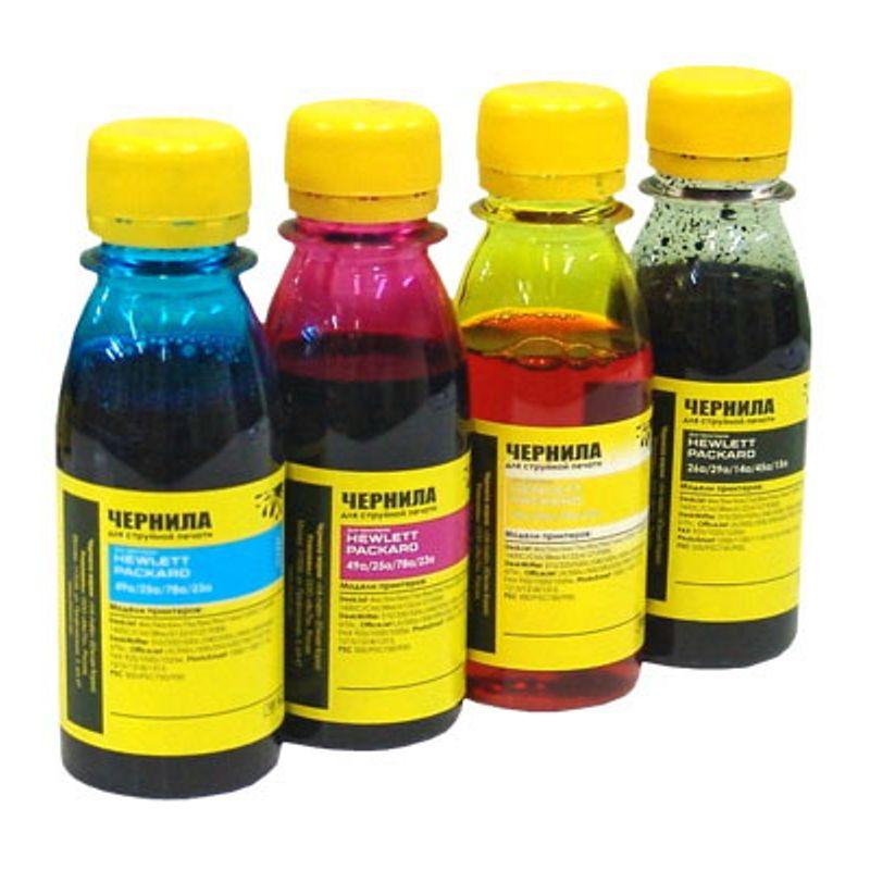 Чорнило НР 51625А/51649А/С1823D (200 г) (Yellow)