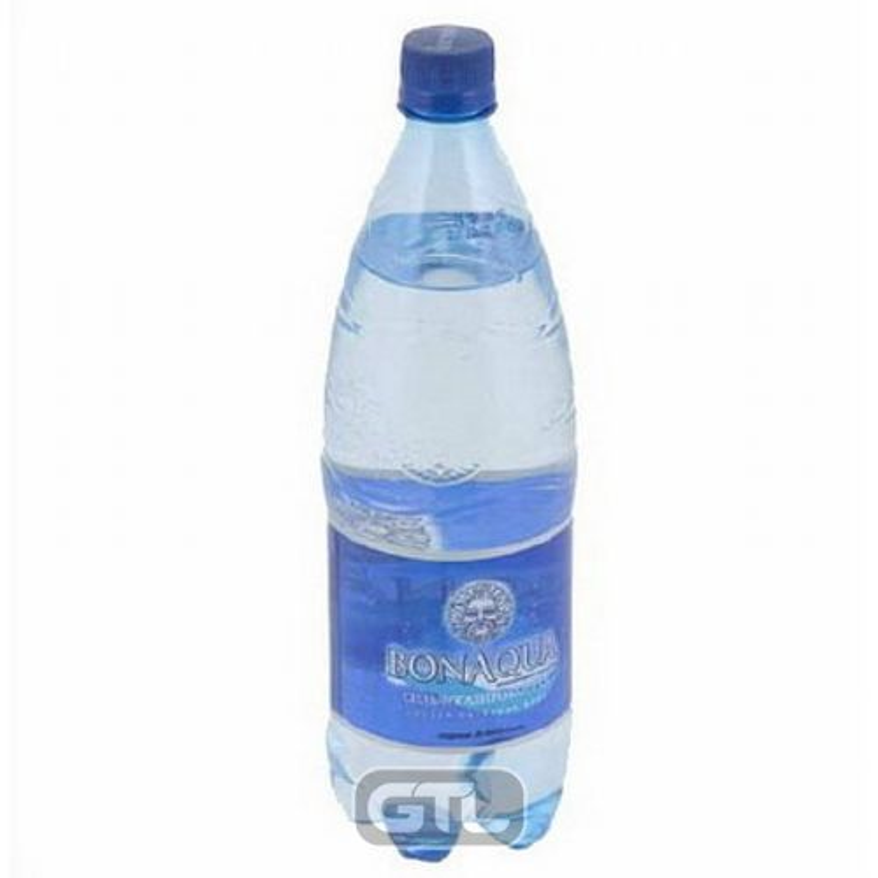Вода мінеральна сильногазована БонАква, 1л