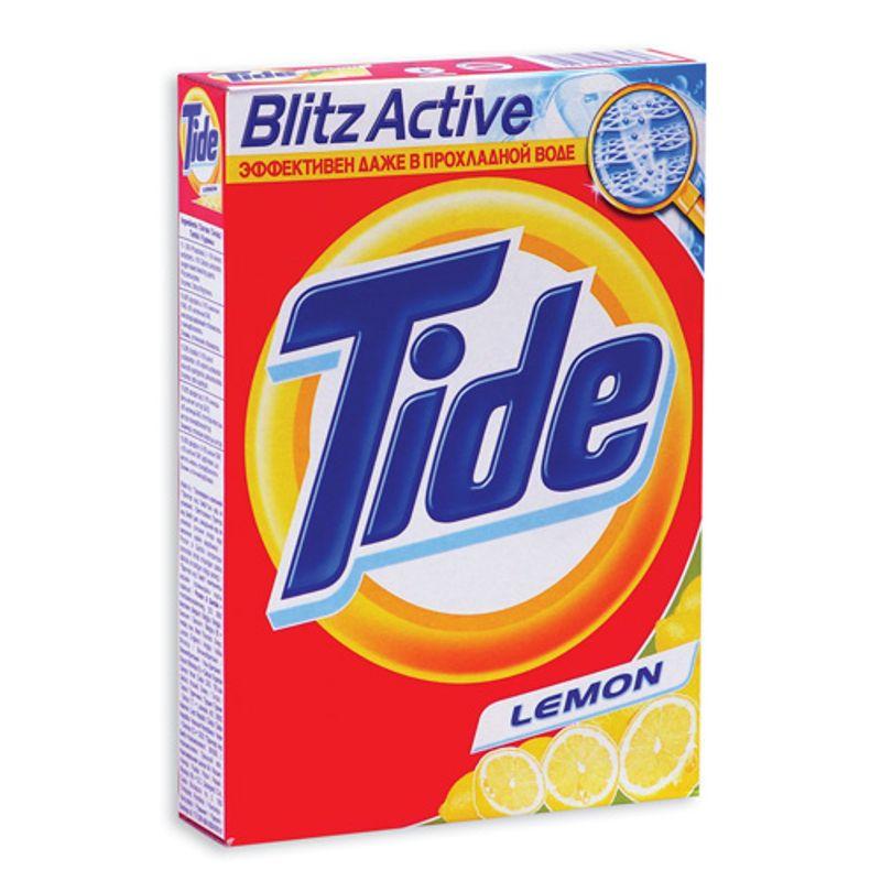 Порошок пральний Tide ручная стирка 0, 400кг
