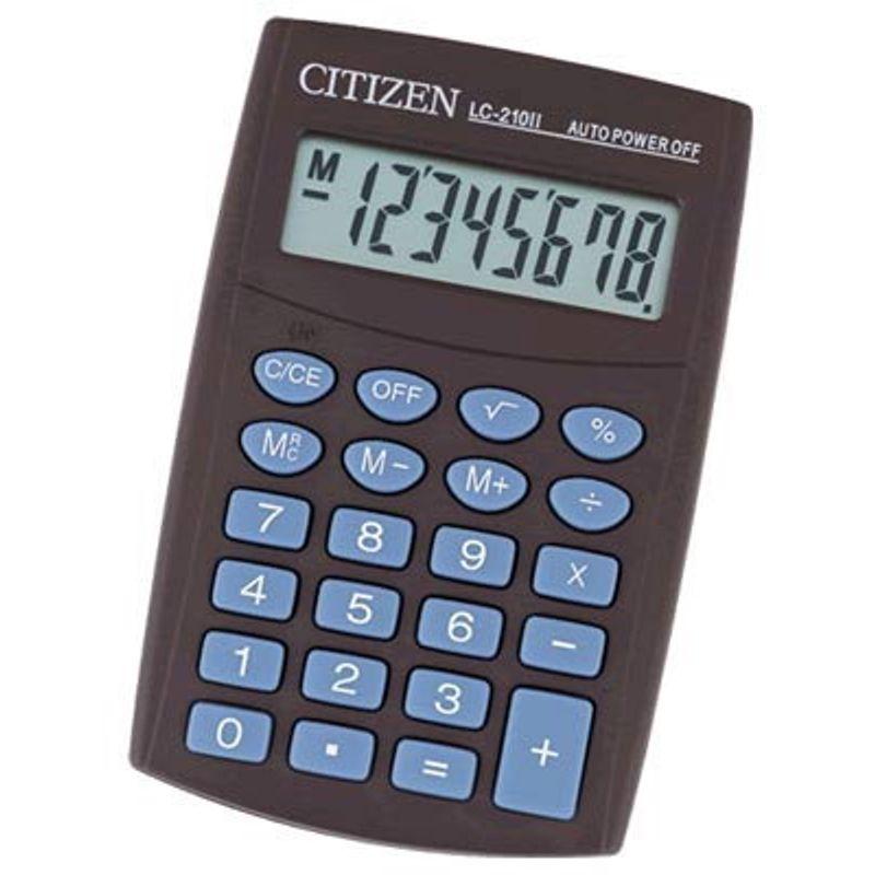 Калькулятор кишеньк. 8-разр. 64х98, 5х13