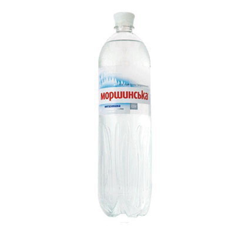 Вода мінеральна негазована Моршинська 1, 5л