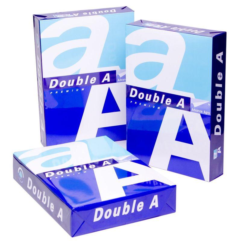 Папір офісний A4 80г/м2 Doubl A 500арк