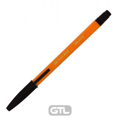 Шариковая ручка ORANGE, черная