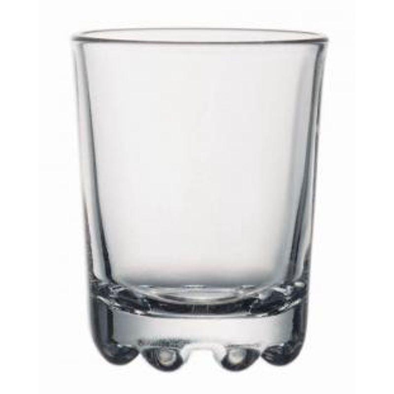 Стакан стекло Karaman низкий 190 мл, 6 шт/уп