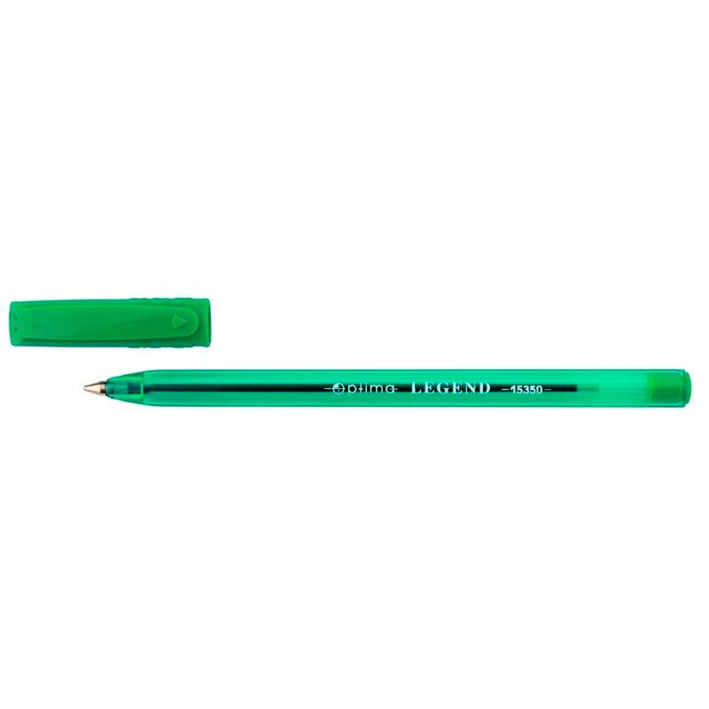 Шариковая ручка Legend зел