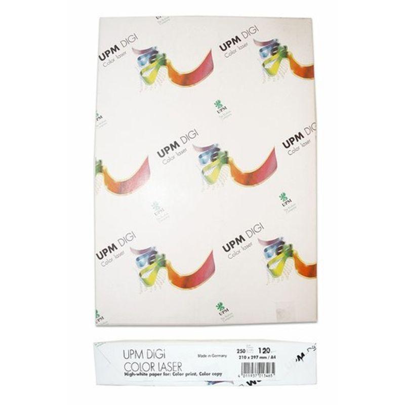 Папір офісний A4 120г/м2 Color Laser (250арк)