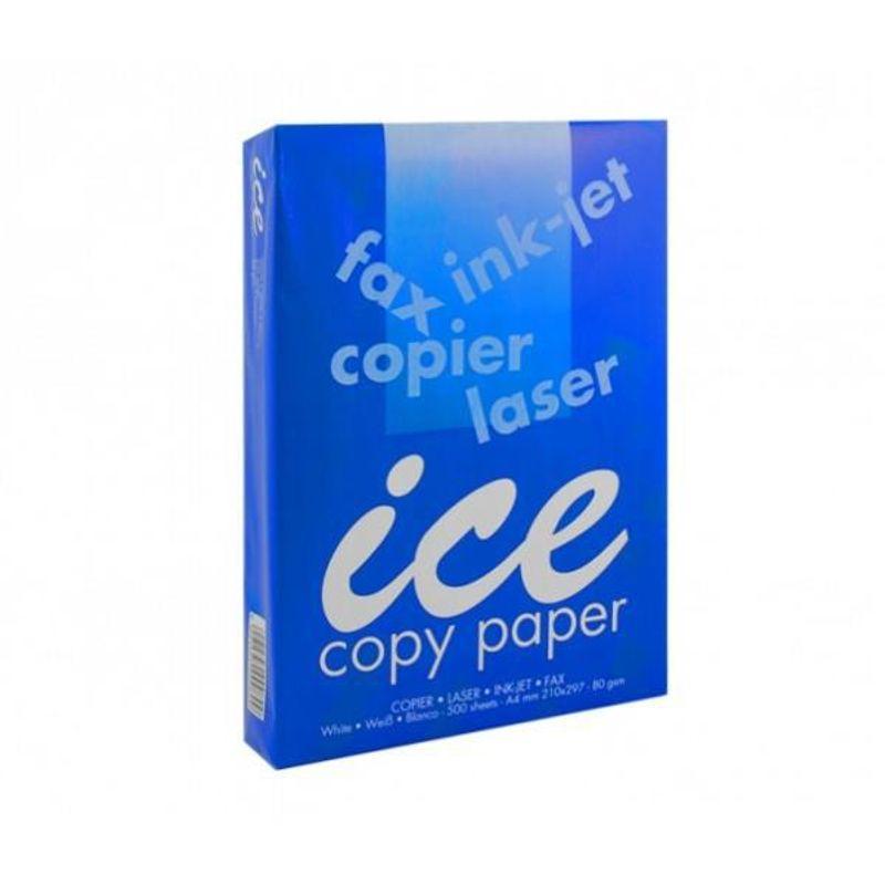 Папір офісний A4 80г/м2 Ice Copy 500 арк