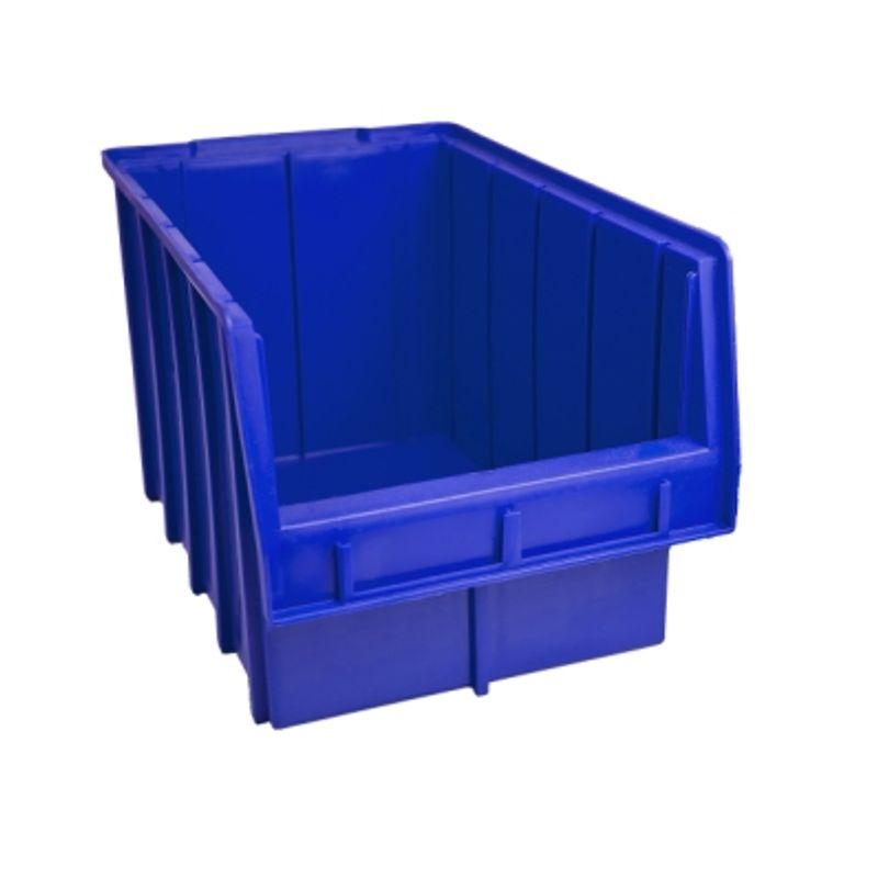 Ящик складской 700. 20*21*35см синий