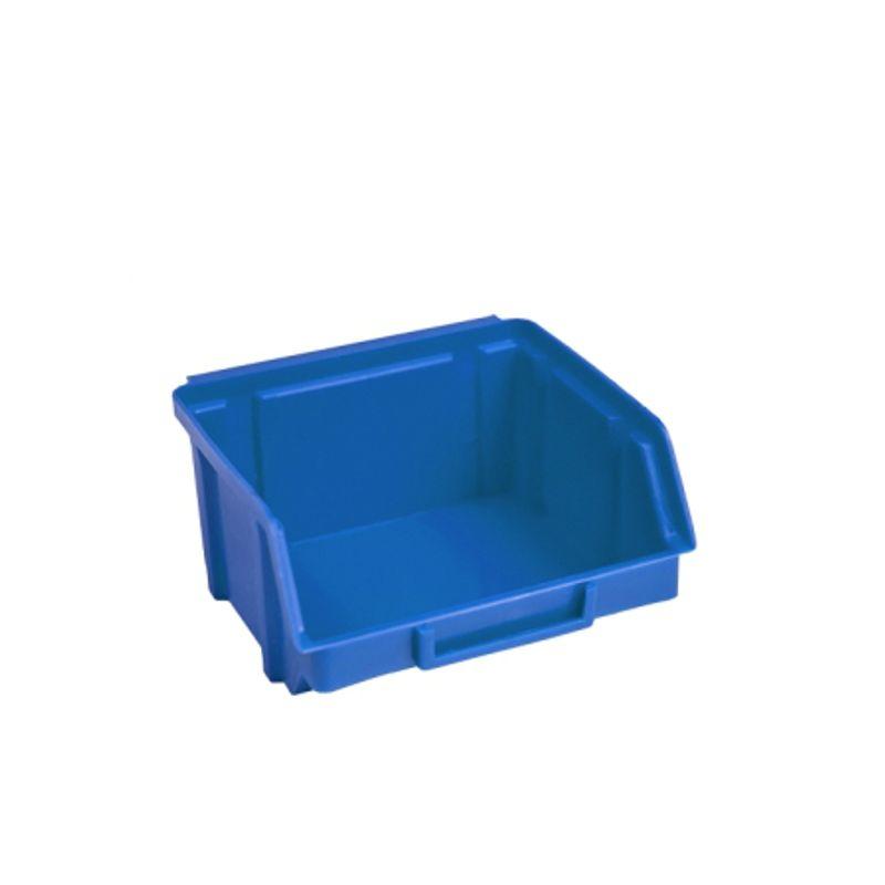 Ящик складской 703. 0, 5*10*0, 9см синій